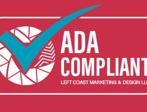 Is Your Website ADA Compliant?  We can help!
