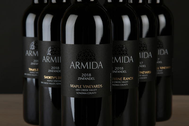 Armida Zinfandel Group